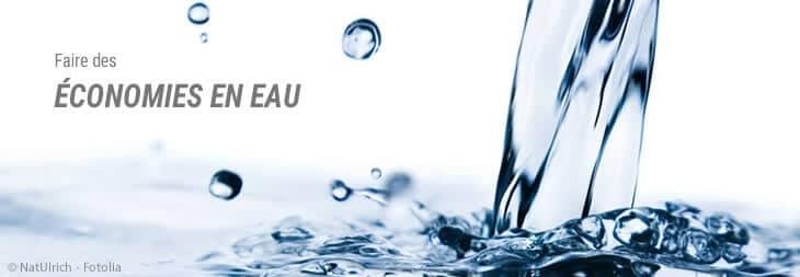 Economies eau