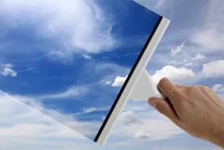 nettoyage panneaux photovoltaiques