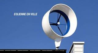 Petit éolien en ville : la nécessité d'un développement raisonné
