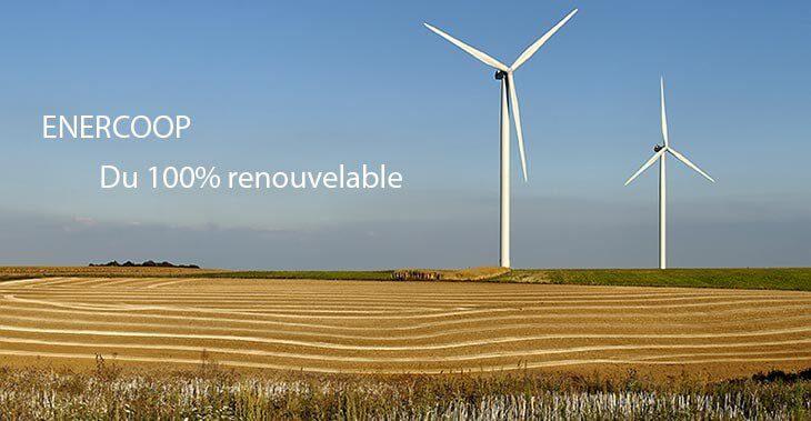 fournisseur d'électricité verte Enercoop
