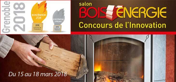 Salon Bois Energie 2018