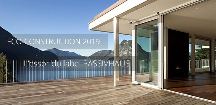 Eco-construction, label PassivHaus