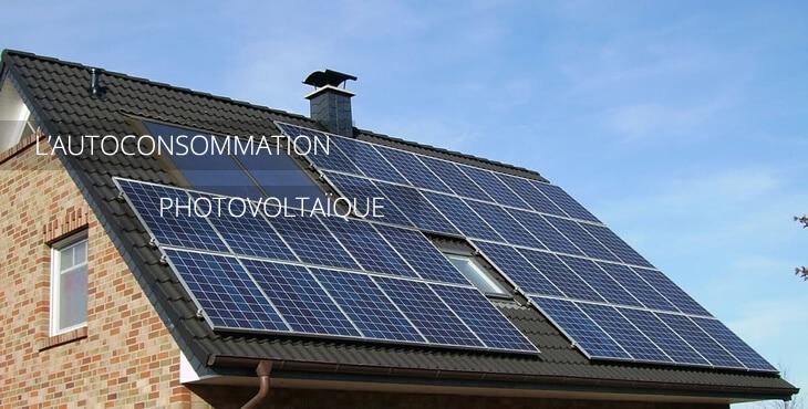 L'autoconsommation photovoltaïque
