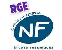 RGE NF Etudes thermiques