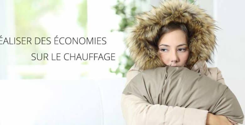 Economies d'énergie Chauffage