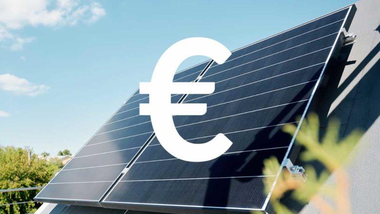 Aides financières pour le photovoltaique