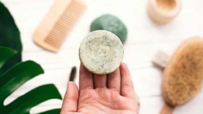 Produits cosmétiques solides et naturels