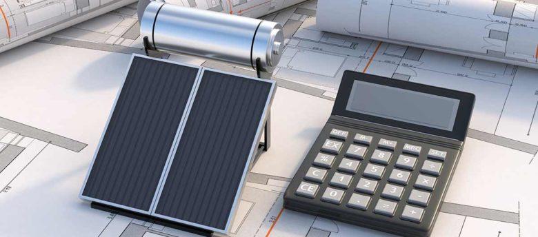 Coût d'une installation et prix d'un système solaire combiné