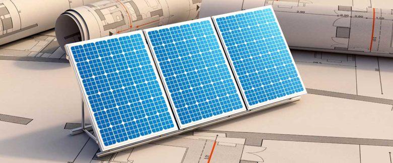 Installation d'un chauffage solaire combiné
