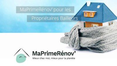 MaPrimeRénov Propriétaires bailleurs