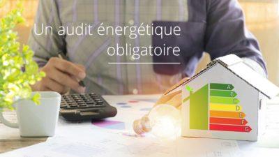 Audit énergétique obligatoire Renovation globale