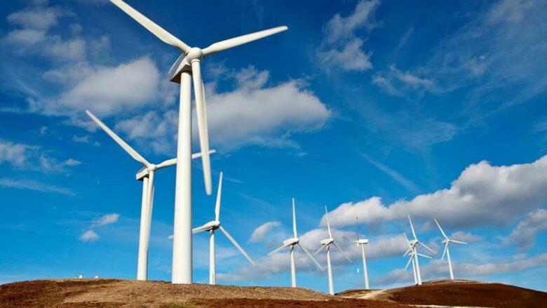 Energies vertes : éoliennes