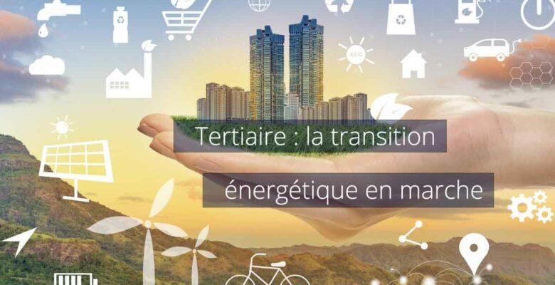 Tertiaire et transition énergétique